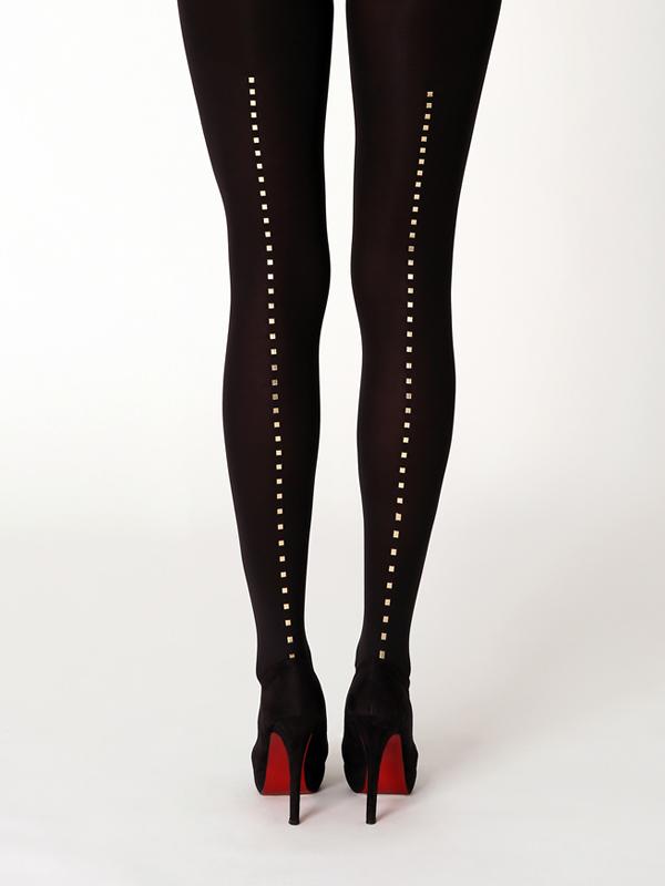 Square line tights
