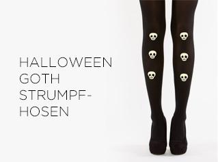 Halloween Strumpfhosen