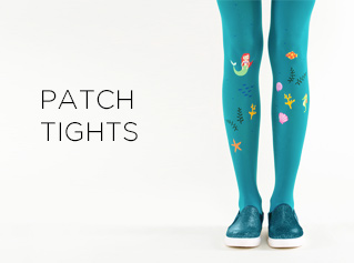 Virivee patch tights
