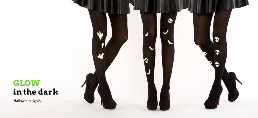 Buy Virivee Goth Halloween tights